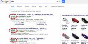 anuncio no google