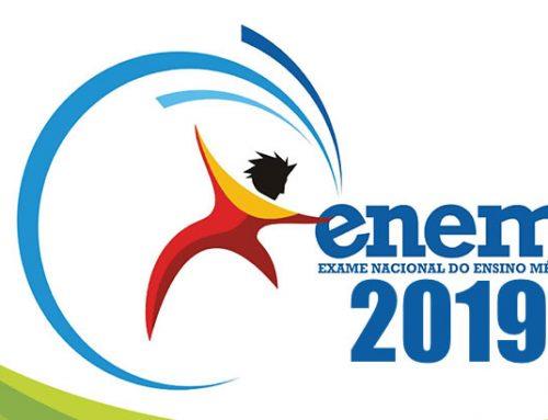 Provas do Enem 2019 serão realizadas dias 03 e 10 de novembro