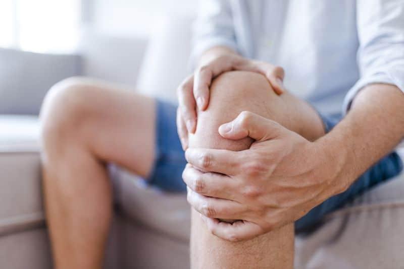 Quais são os diferentes tipos de lesões no joelho?